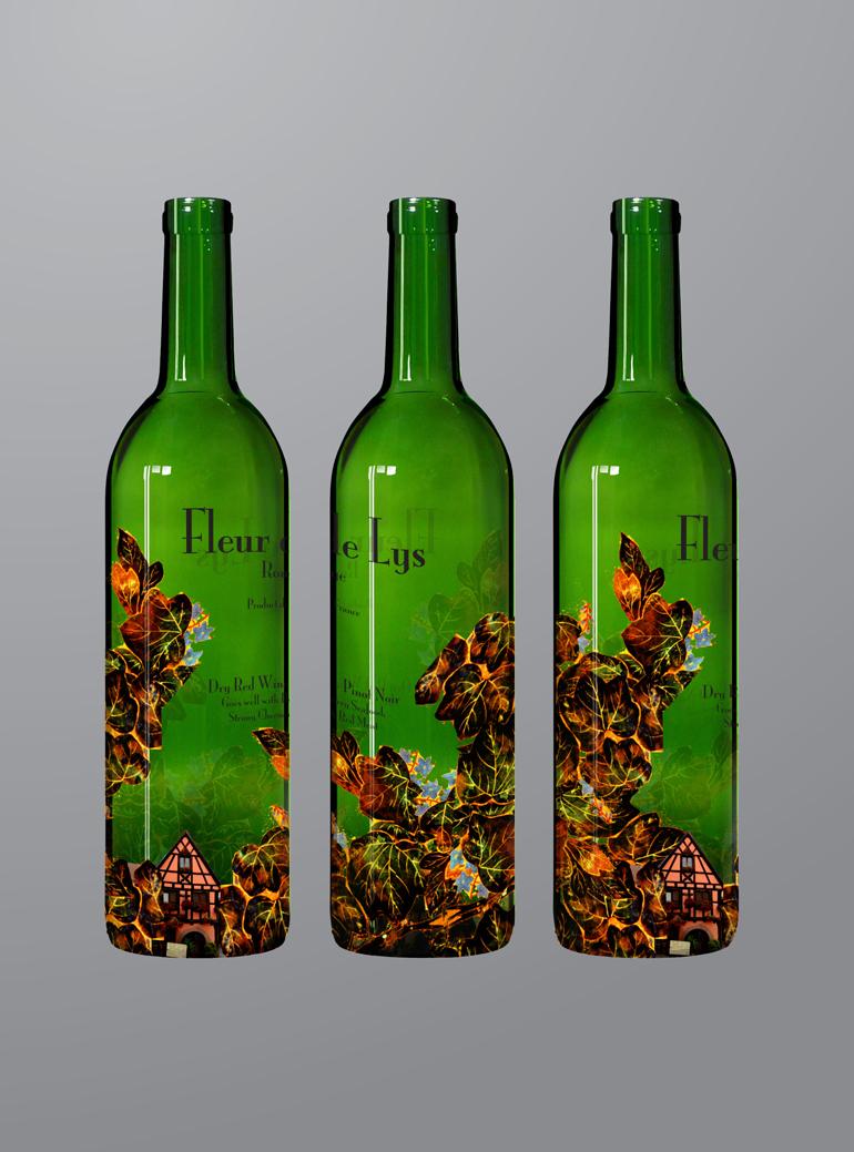 Wine Bottles-1