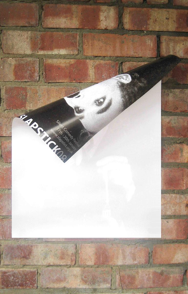 Slapstick Poster-0