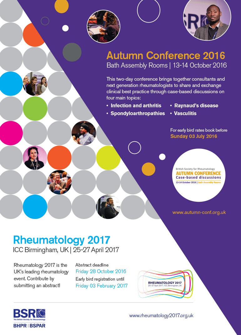 British Society for Rheumatology (BSR)-2